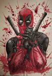 Deadpool Loves Kittens