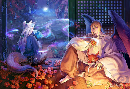 Ootengu and Yoko 2