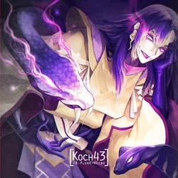 Yamata no Orochi by koch43