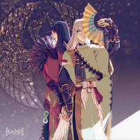 Seimei and Kuro-Seimei