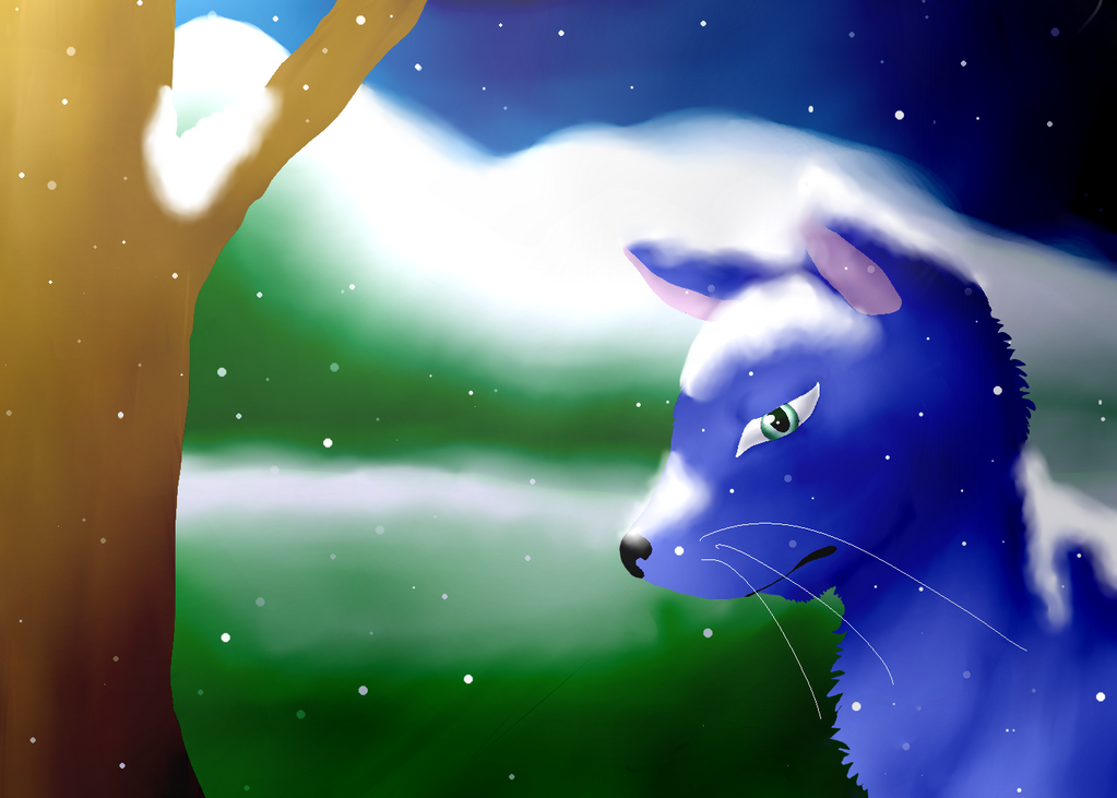 Wintery Izuri by Izuri-Chan93