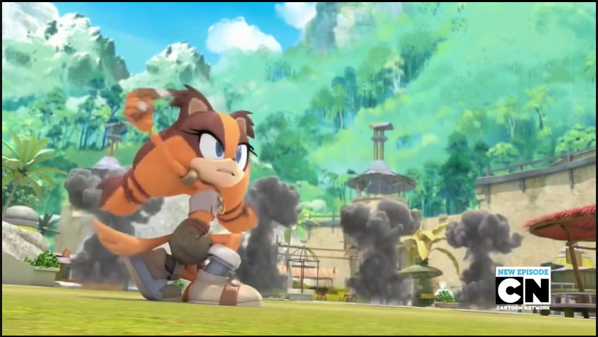 Screenshot Sticks The Badger by MarnicSteve92