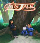 Commission: A Cat's Tale