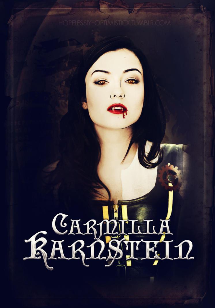 Carmilla by Gnisten09