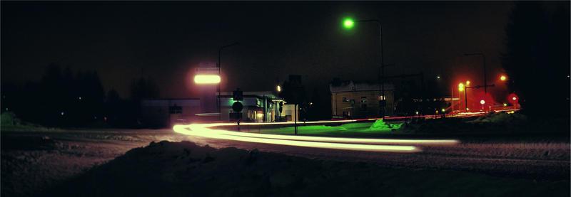 Lights in Dark by FinJambo