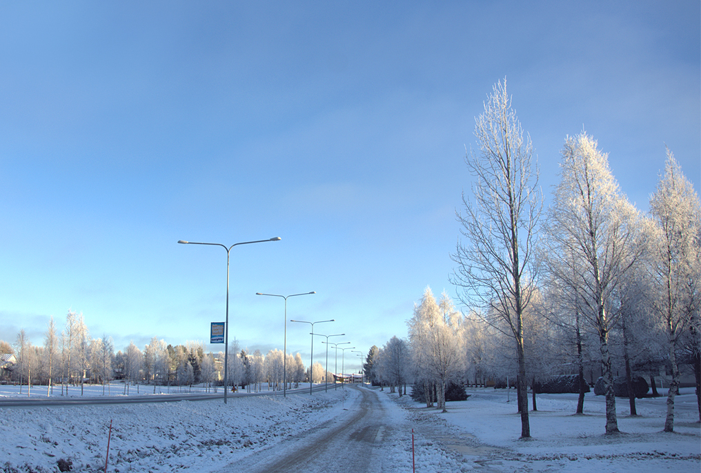 Winter is here? by FinJambo