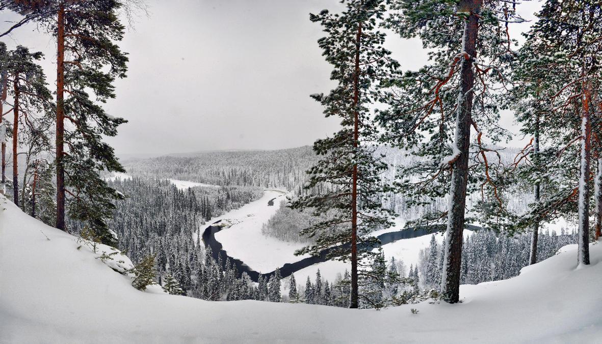 Winter days by FinJambo