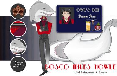 TOD: Bosco M. Howle by crotchmund