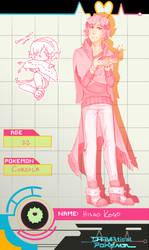 DMPKMN: Hisao Kogo by crotchmund