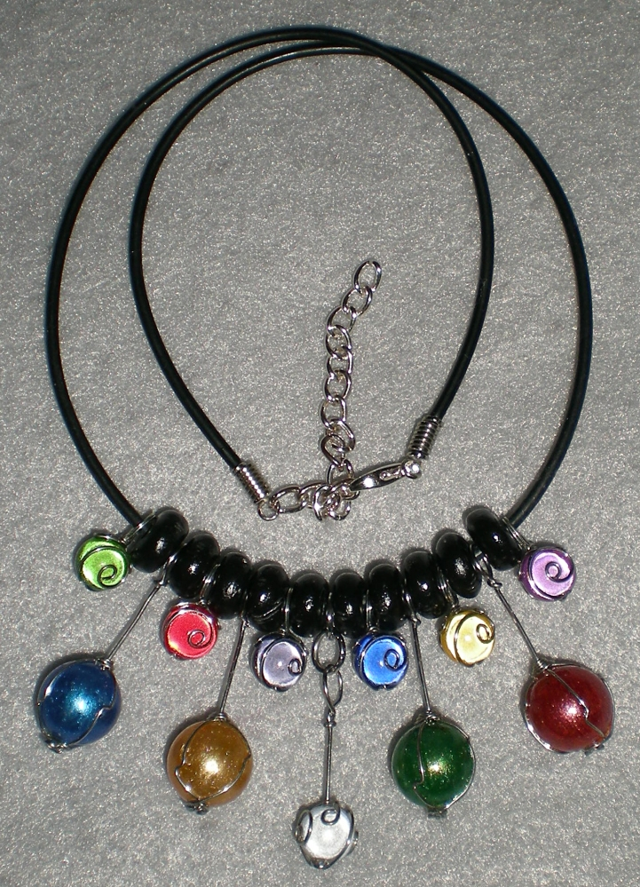 OP Materia Necklace by wickedorin