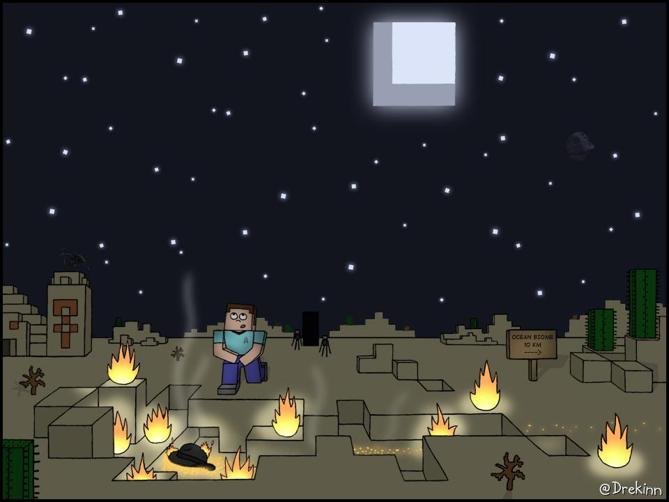 Space Oddity by Drekinn77