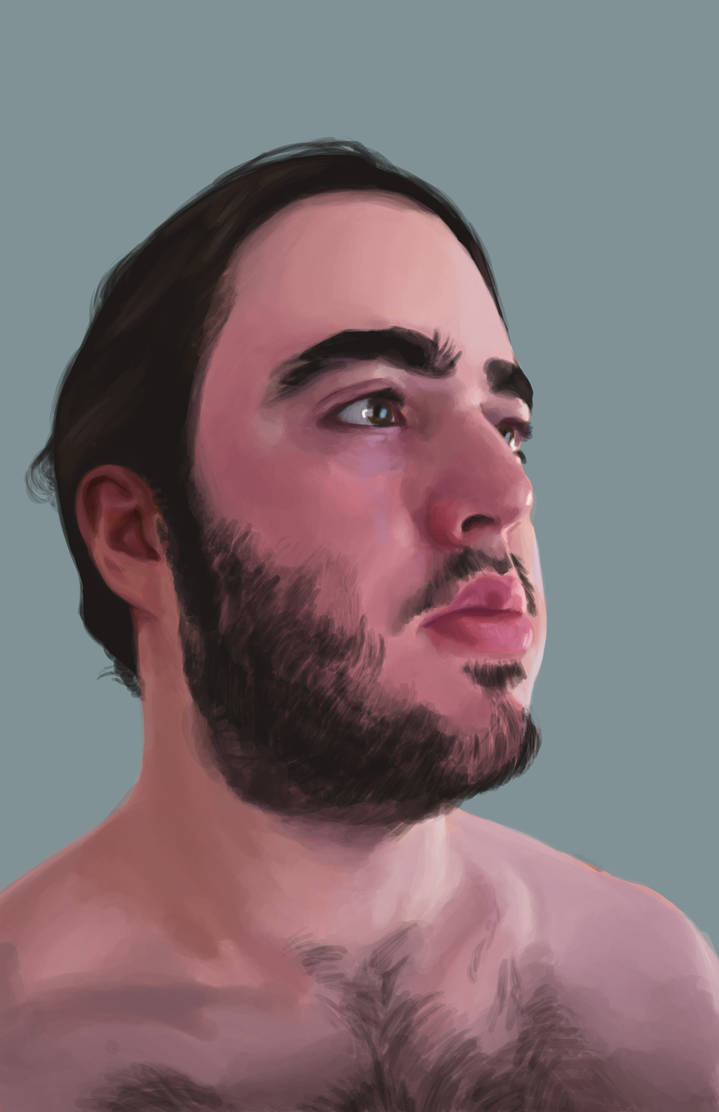 James by AdrianosArt