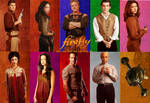 Firefly Characters-RENT Style