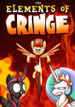 The Elements of Cringe: Movie Poster