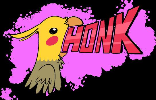H O N K