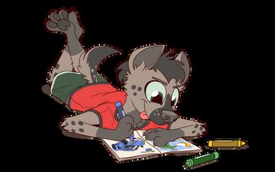 Art Hyena by PiemationsArt