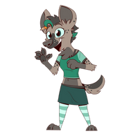Art Hyena 2: Electric Boobaloo by PiemationsArt