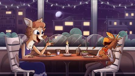 Fancy Dinner for Two