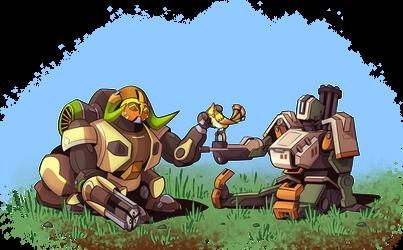 overwatch bots