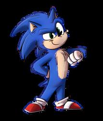 Movie Sonic 2 baby