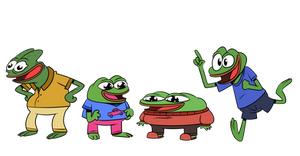 the 'The Frog' family