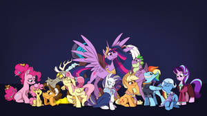 So long, little ponies
