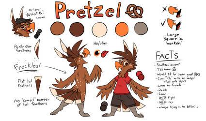 Pretzel Reference Sheet