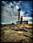 Playa Blanca Lighthouses, Lanz