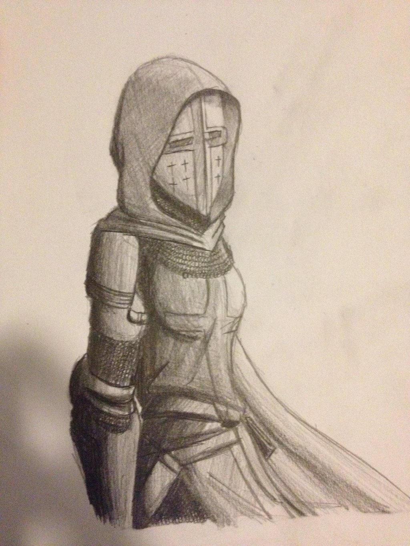 Peacekeeper doodle  by sketchingchaos