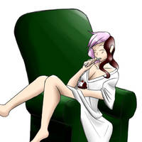 RWBY: Neo's day off by sketchingchaos