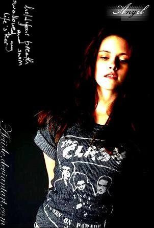Kristen Stewart by Aciide - Kristen Stewart