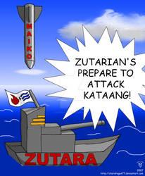 Death of Zutara by StarDragon77