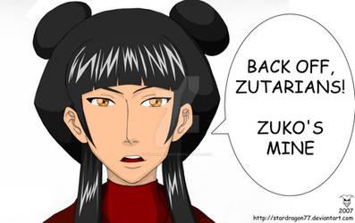 Mai to Zutarians by StarDragon77