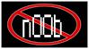 n00b Stamp by StarDragon77