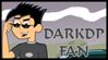 DarkDP Fan Stamp by StarDragon77