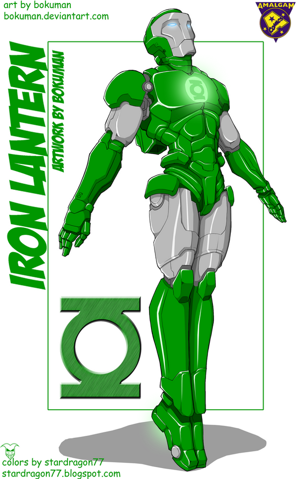 The Iron Lantern by StarDragon77