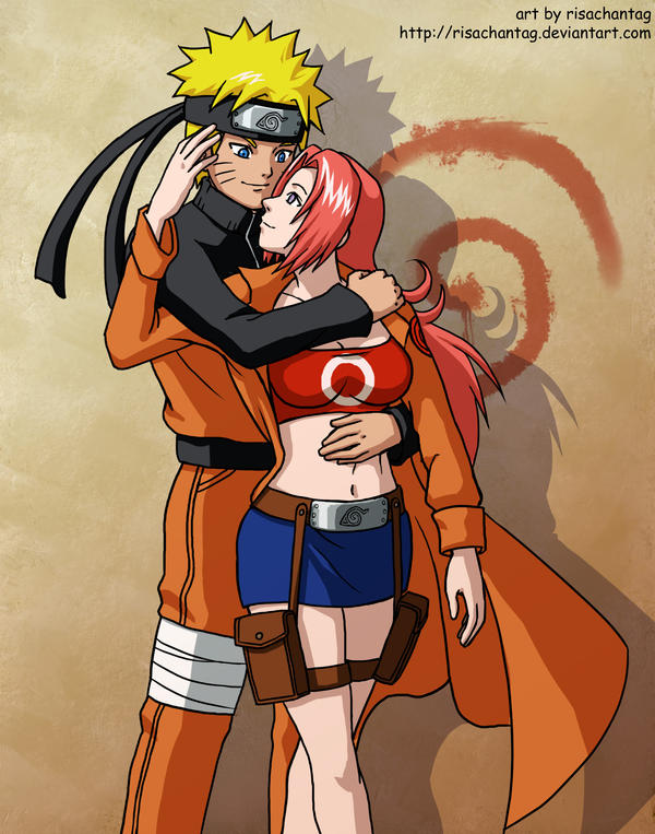 Naruto Commish by Risachantag by StarDragon77