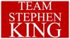 Team Stephen King Stamp by StarDragon77