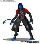 X-men Evolution - Nightcrawler