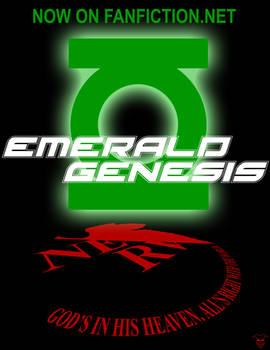 Emerald Genesis Poster