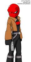 Chibi Red Hood by Yamer