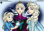 3 Elsas By Berelince Colored