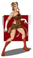 Coloring Commission - Bokuman - SJD83 - Pumyra