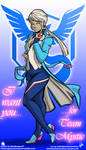 liefeldianabomination - Blanche for Team Mystic