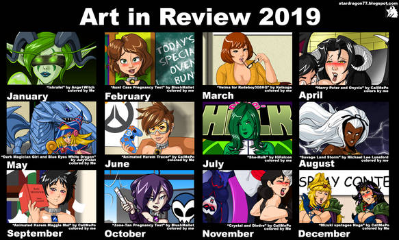 Art in Review 2019