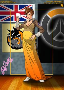 JulyViolet - Animated Harem Tracer Pregnant