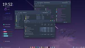 My new desktop...