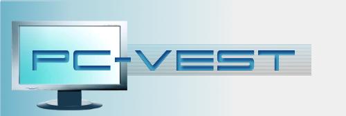 PC Vest logo by HelenaZF