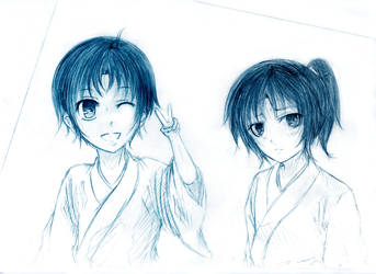 Smile by Taka-Katsura