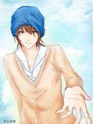 May I Take Your Hand? by Taka-Katsura